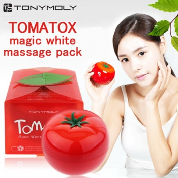 Массажная маска Tony Moly Tomatox Magic White Massage Pack 80г